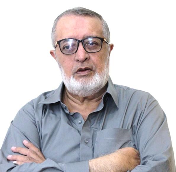 M. Ashraf Palla